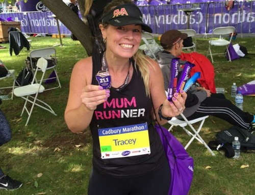Cadbury Marathon Festival Recap by Tracey Hind.