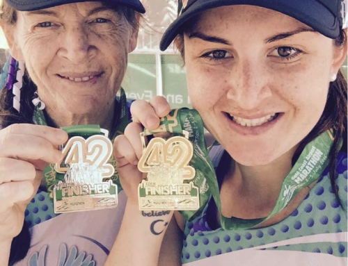 Mother runners – the running journey of a mum and her daughter. Episode 1 – Mery's journey.