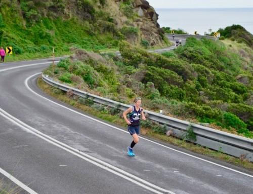 Great Ocean Road 60km Ultra race recap by Kate Atkinson