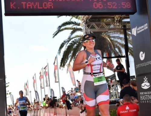 My Journey to Ironman by Kelly Taylor