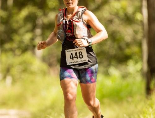 Brisbane Trail Marathon race recap by Lauren Shay