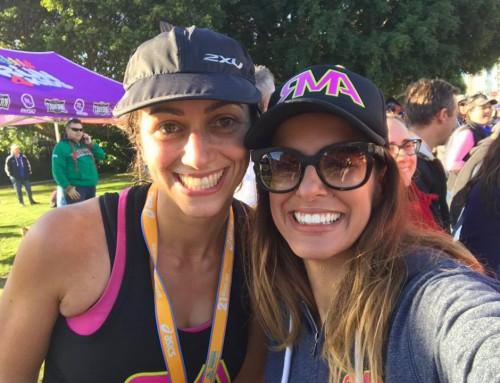 My first half marathon at the Gold Coast 2017 Running Festival.
