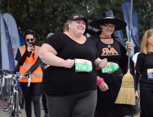 The Long Weigh Down With Jess – My first race was 10k!
