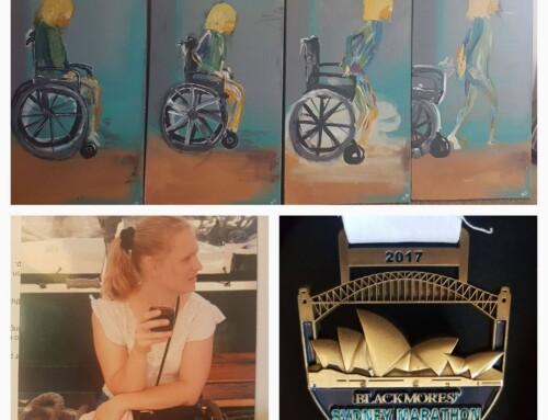 From Wheelchair to Marathon