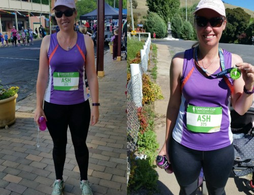 My First Event –  The Carcoar Cup