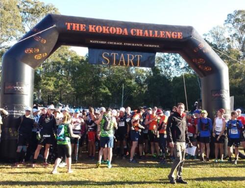 Event Recap – 2014 Gold Coast Kokoda Challenge – Team Kokoda Reloaded by Tina Kirwan