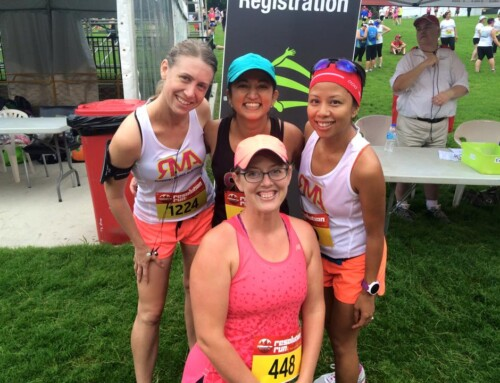 The Resolution Run, Brisbane race report by Catherine O'Keeffe.