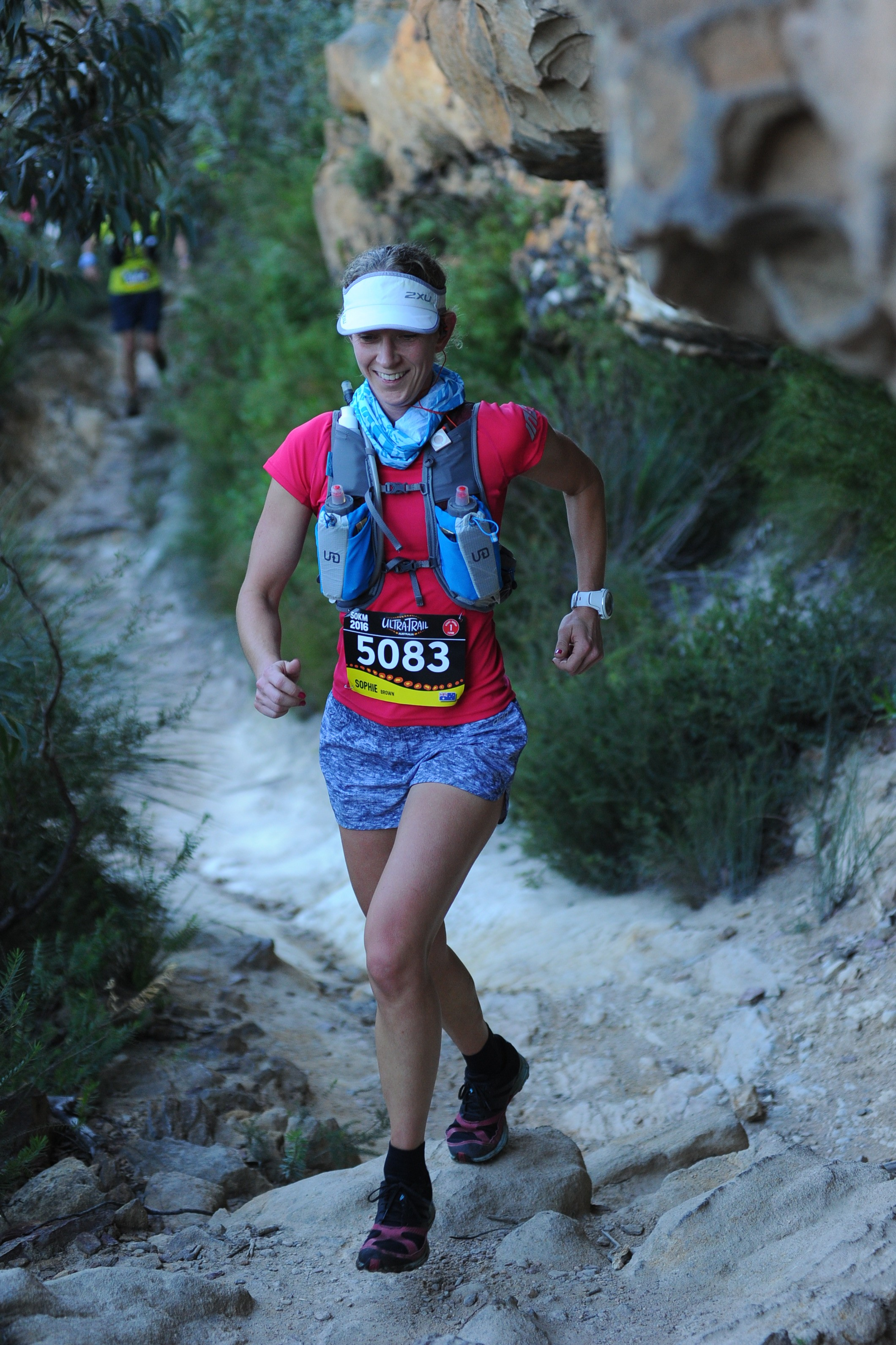 Nutrition for Runners: Introducing Sophie Brown