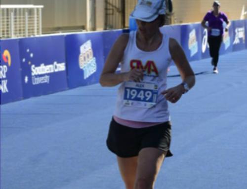 Alex's story – Running the Gold Coast Marathon