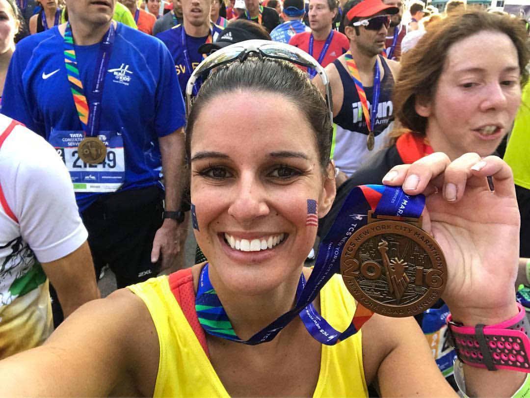 Nyc marathon date in Australia