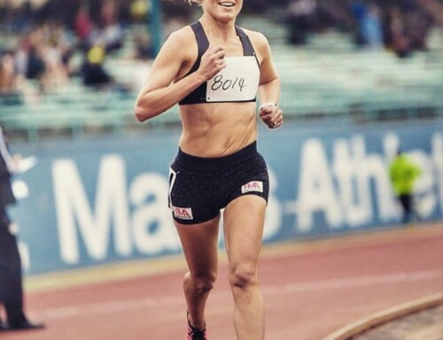 My Journey To Track Running by Anna Fitzgerald