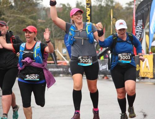 Ultra Trail Australia 22k race recap by Nicole Champion