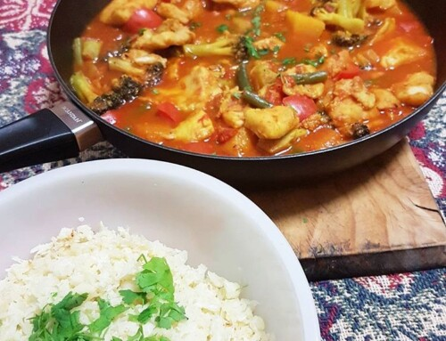 Fish Curry – two ways