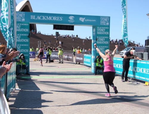 My journey to Marathoner – The Sydney Marathon 2017