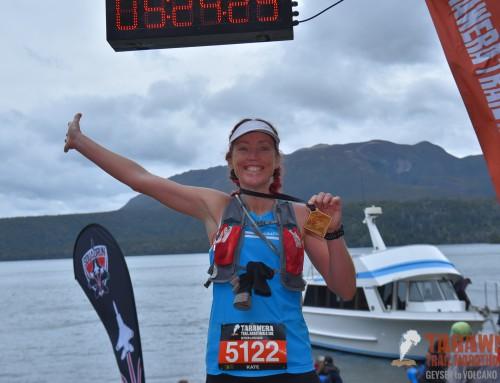 Tarawera 50k race recap by Kate Heyward