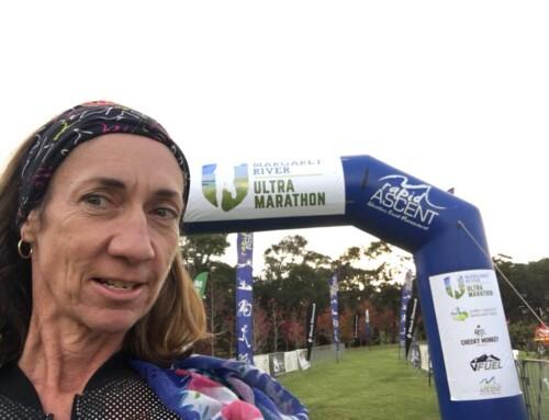 Margaret River Ultra Marathon recap by Jodie Oborne