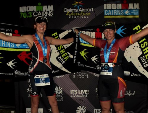 We are an Ironman…..by Kate Mcintyre