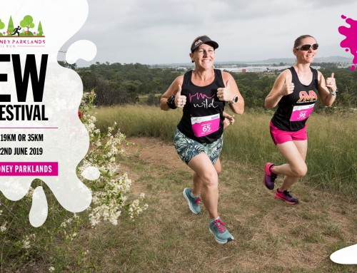 The new run on the block- The Western Sydney Parklands Trail Run!