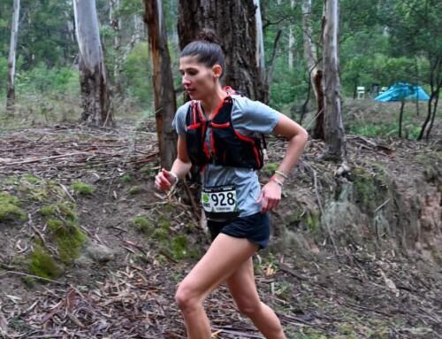 2019 Glow Worm trail marathon recap