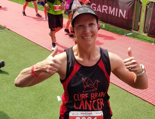 Carmen Drake – Running through grief and loss.