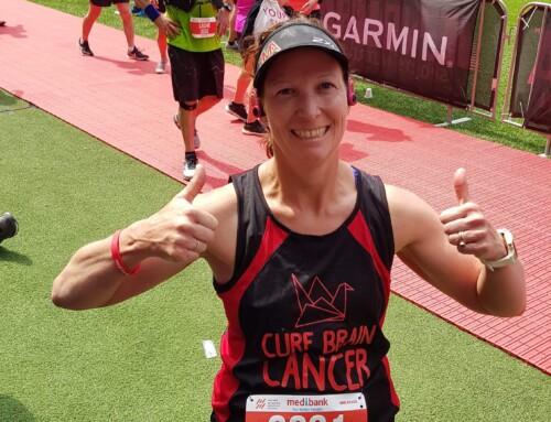 Carmen Drake – Running through grief and loss.