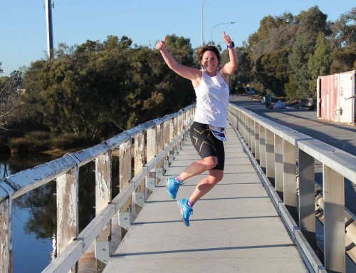 Dani McLaren's 7 Marathons in 7 States in 7 Days for children protection