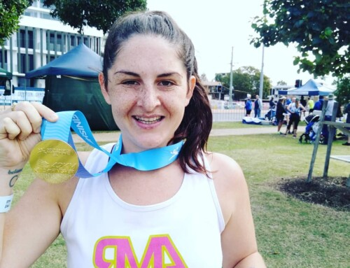 My Gold Coast Marathon Postpartum Journey by Mery Jones