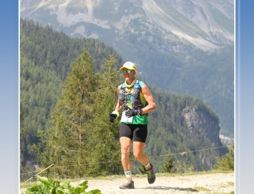 Running UTMB by Sue Seelig