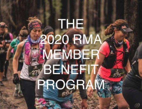 THE 2020 RMA MEMBER BENFIT PROGRAM