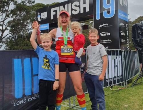 Jervis Bay Marathon Recap by Sally Hinchey