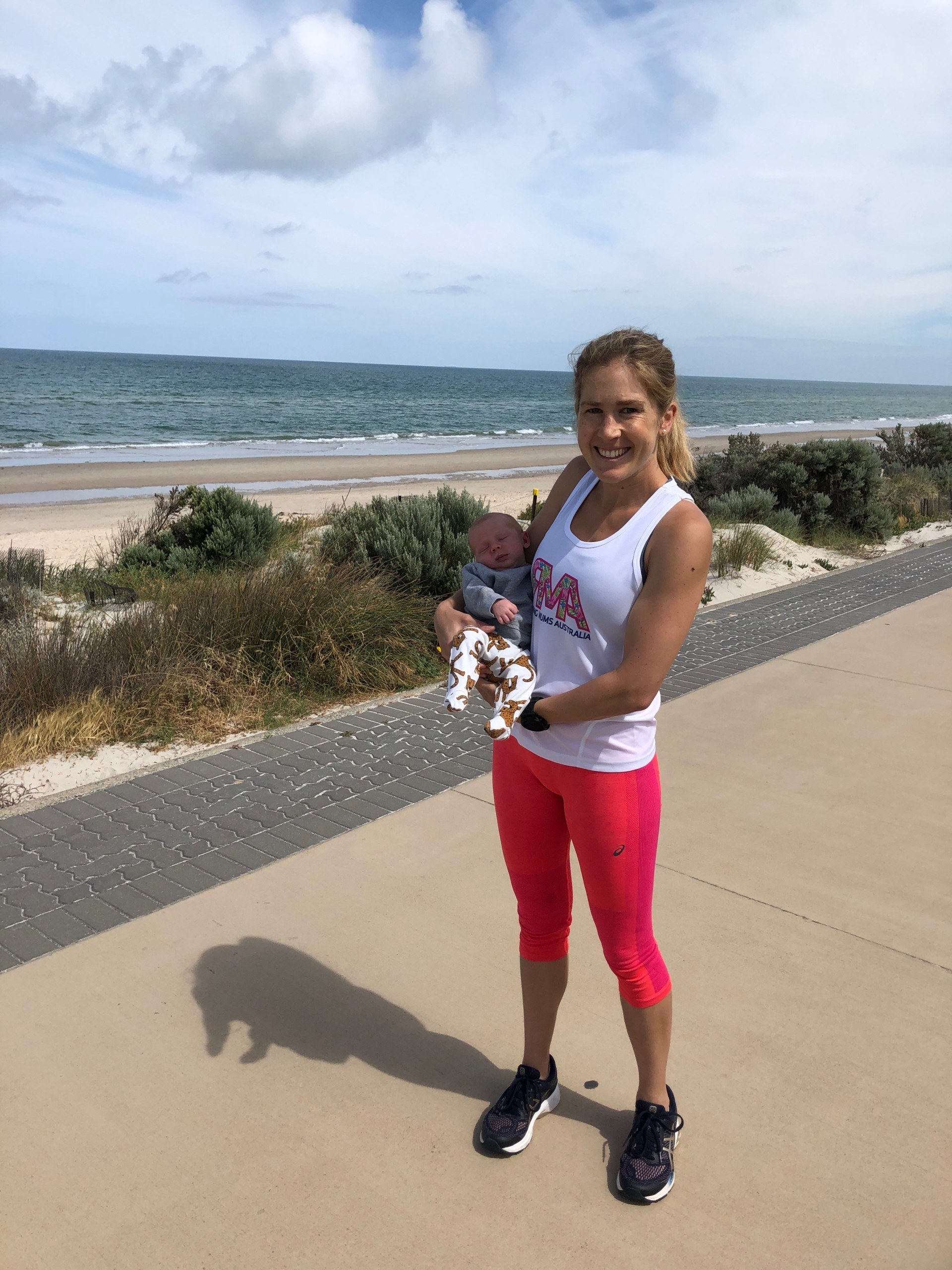 Becoming a running Mum ~ A lifelong dream by Jessica Stenson (Trengove) – part 1
