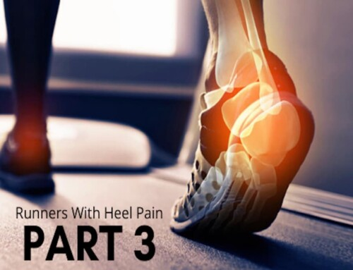 Part 3: Heel Pain: Confessions Of A Podiatrist with Heel Pain Injury and Her Tips for Runners with Heel Pain