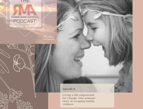 The RMA Podcast. Episode 6. Living a life empowered for change. One woman's story of escaping family violence.