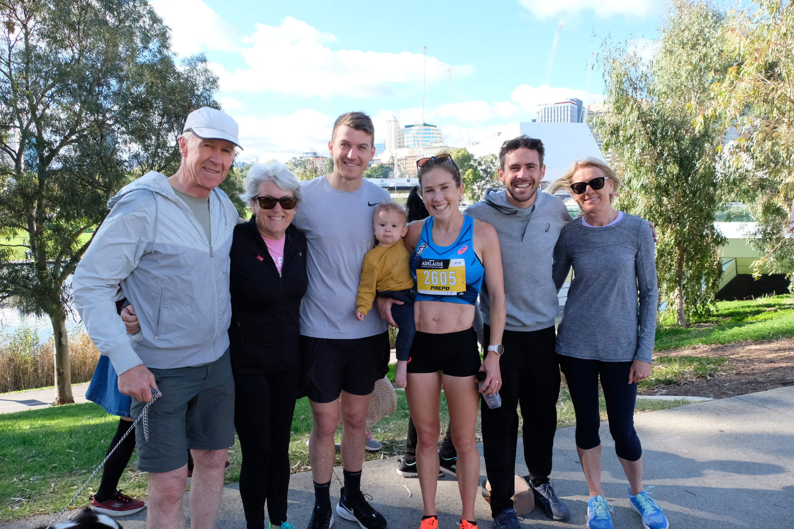 2020 Adelaide Half Marathon recap by Jessica Stenson (née Trengove)