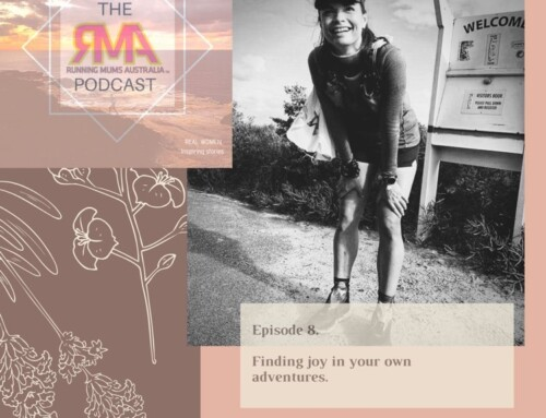 The RMA Podcast. Episode 8. Finding joy in your own adventures with Michelle Hooper.