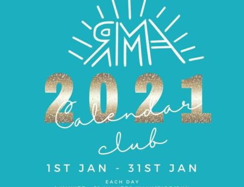 RMA Calendar Club 2021.